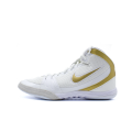 NIKE FREEK LIMITED EDITION WHITE/GOLD