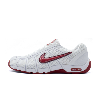 NIKE AIR ZOOM FENCER WHITE/RED
