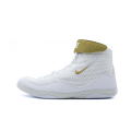 NIKE INFLICT 3  WHITE/GOLD