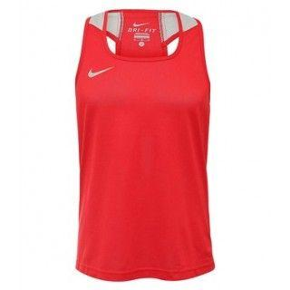NIKE COMPETITION BOXING TANK RED Nike - 1