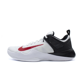 WOMENS NIKE AIR ZOOM HYPERACE  WHITE/BLACK/RED