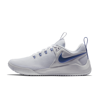 WOMENS NIKE AIR ZOOM HYPERACE 2 WHITE/BLUE Nike - 1