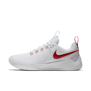 WOMENS NIKE AIR ZOOM HYPERACE 2 WHITE/RED