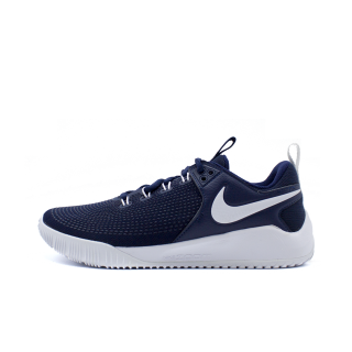 WOMENS NIKE AIR ZOOM HYPERACE 2 NAVY BLUE/WHITE