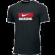 NIKE BOXING TRAINING TEE BLACK BX03 Nike - 1