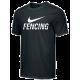NIKE FENCING TRAINING TEE BLACK FE02 Nike - 1