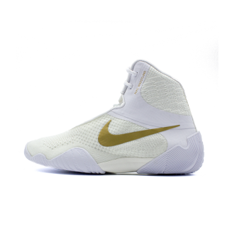 NIKE TAWA WHITE/GOLD