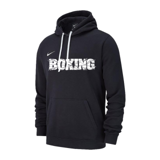 NIKE BOXING TRAINING HOODIE BLACK BX02