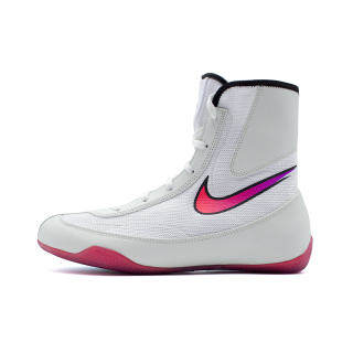 NIKE MACHOMAI WHITE BLUE/PINK
